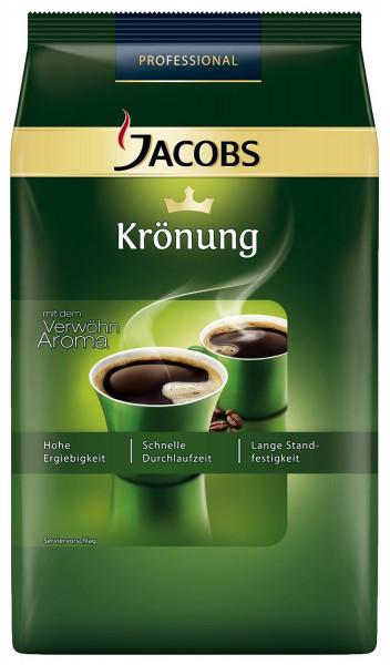 Jacobs Krönung Kaffee in Professional Qualität gemahlen 1000g