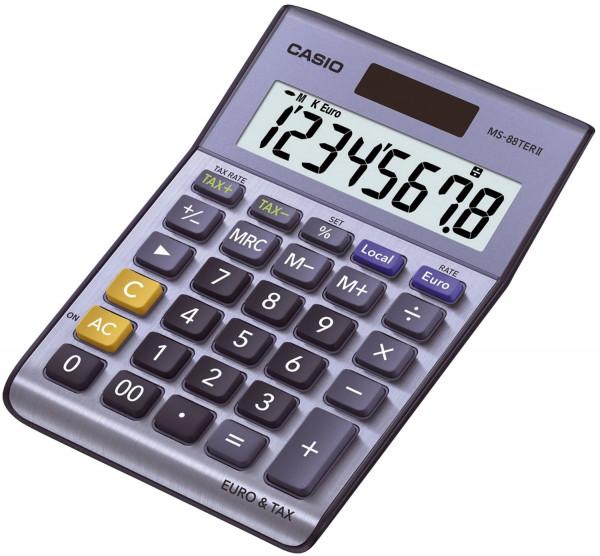Casio® Solar Tischrechner MS88TERII