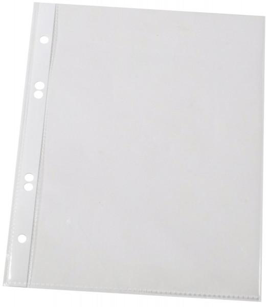 Q-Connect Prospekthülle A5, 100 mym, glasklar, 100 Stück