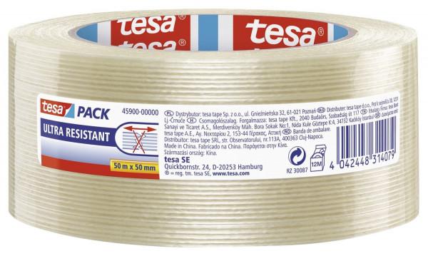 Tesa® 45900 Monofilament 50 mm x 50 m, reißfestes Filamentband